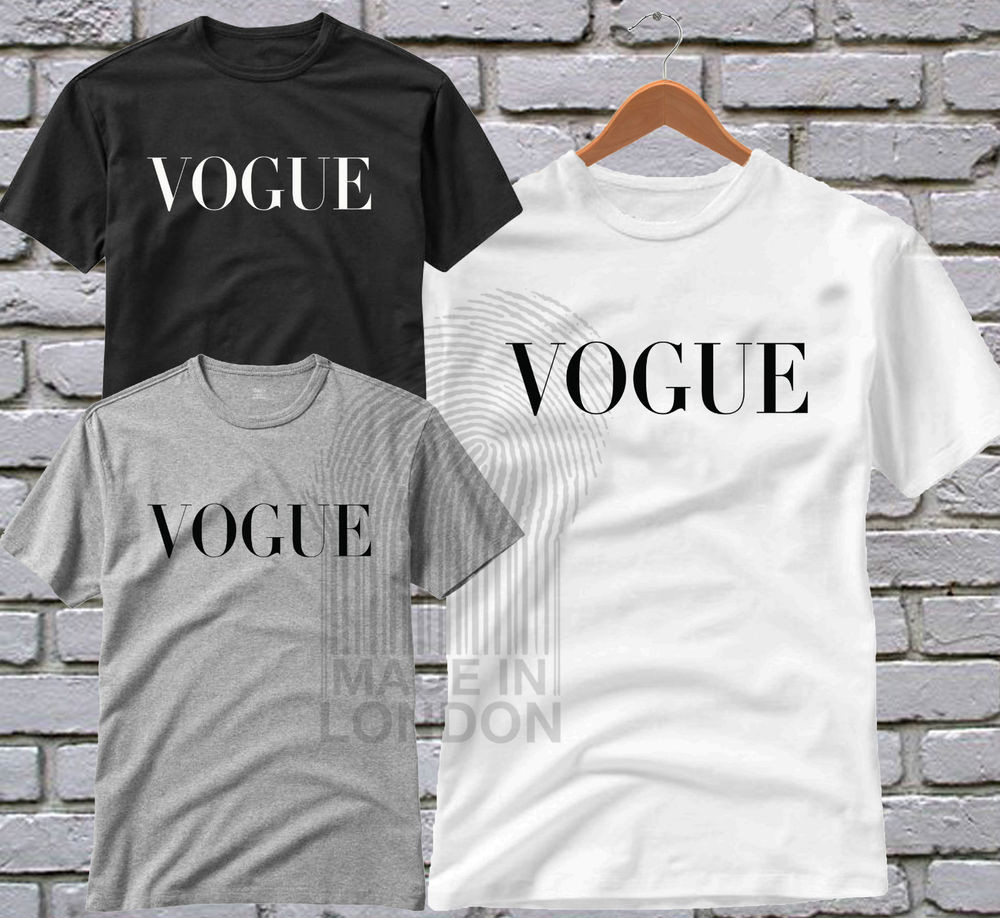 T shirt white ebay - More Issues Than Vogue Hipster Swag Fashion Funny T Shirt Top Girls Womens Mens Ebay