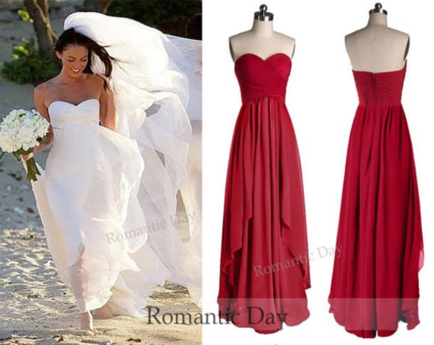 dress, party dress, wedding gown dress, infinity dress prom, long ...