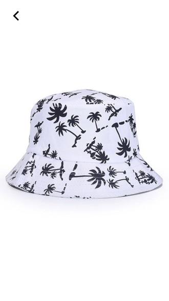 hat bucket hat printed bucket hat