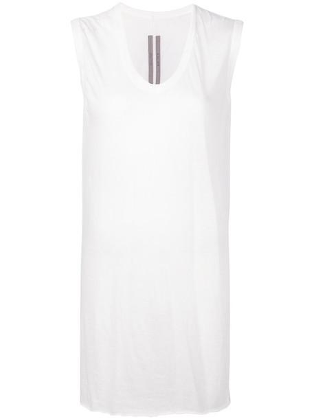 tank top top women white cotton