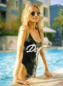 Dope Back Onepiece Swim Wear | eBay