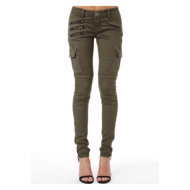 Find and save ideas about Army green jeans on Pinterest. | See more ideas about Green jeans, Olive green jeans and Green jeans outfit. Army Green Skinny Jeans, Tan Ankle Booties, & Tan Purse. Green cargo jacket Army green jeans Women's Clothes Belted Coat Military Bomber Jacket Green Parka Fall Winter Fashion Deer Down Jackets Fall.