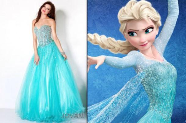 Elsa Frozen Frozen Dress Elsa Dress Disney Princess Disney