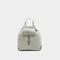 Classic backpack small waxed grey