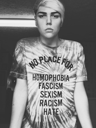 no hate equality tie dye tie dye shirt t-shirt