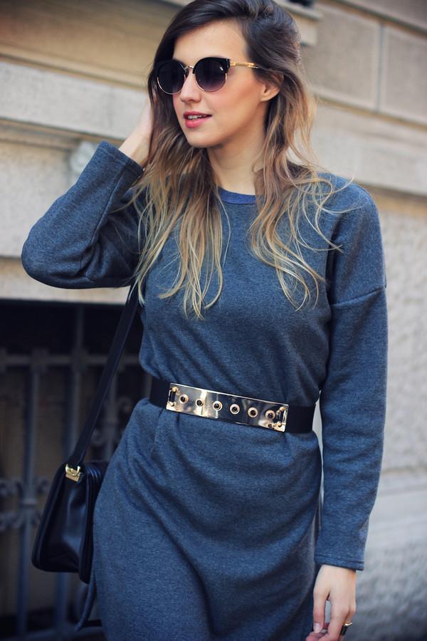 fashion quite dress bag belt jewels shoes