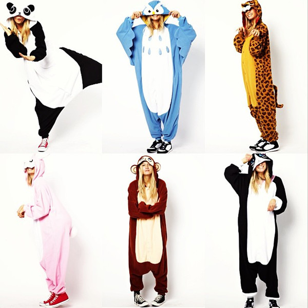 Amazon.com Panda Kigurumi