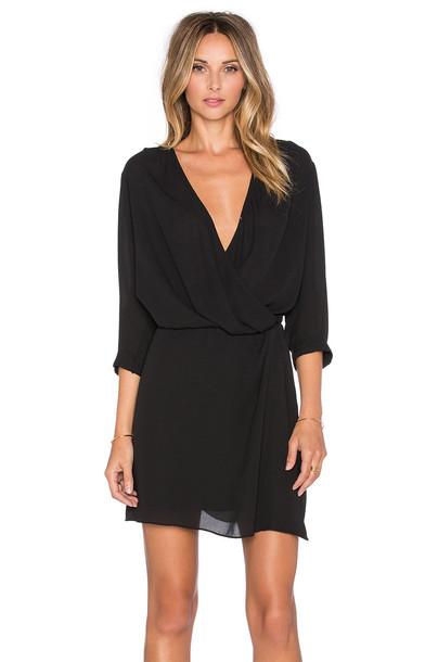 Heartloom dress black