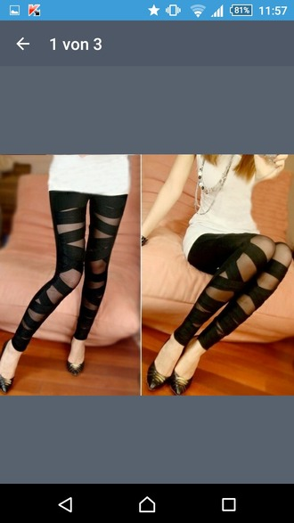 leggings black leggings
