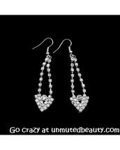 jewels,earrings,prom,pretty,shiny,fashion,style,dangle earrings