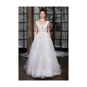 dress,prom dress,wedding dress,sweetheart neckline,ines arroyo
