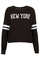 New york long sleeve sweat