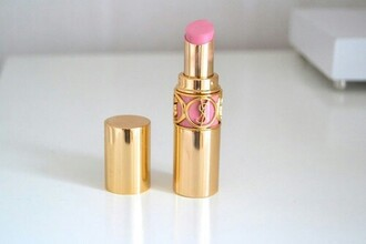 make-up lipstick pink lipstick