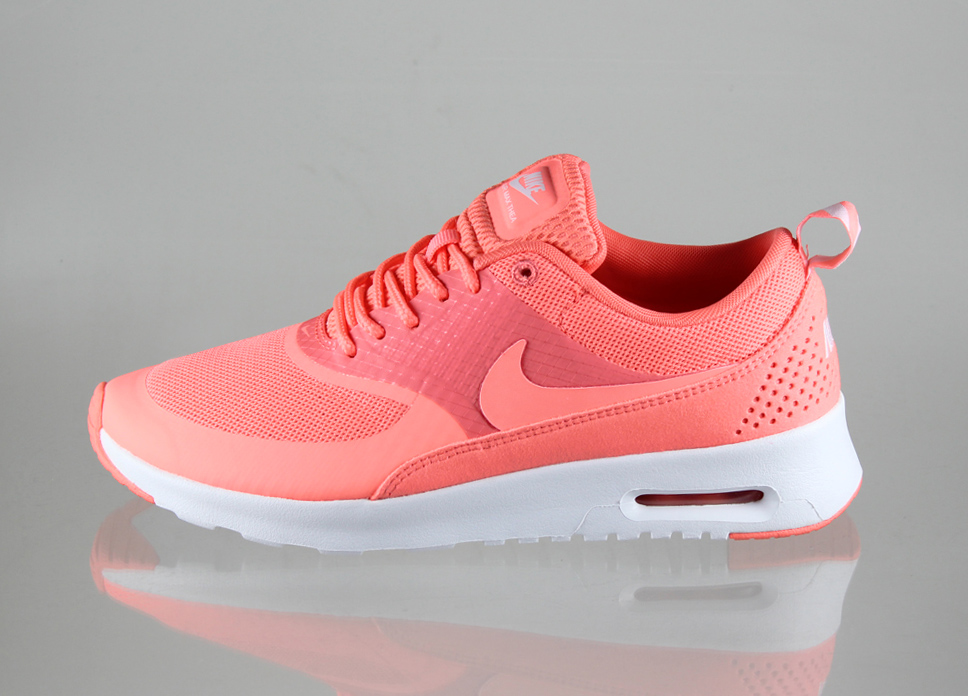 Atomic Pink Nike Air Max Thea Nike wmns Air Max Thea (Atomic pink / atomic pink - white ...