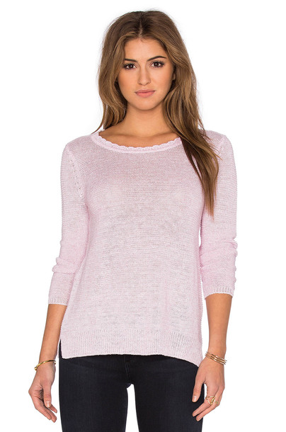 Joie sweater pink