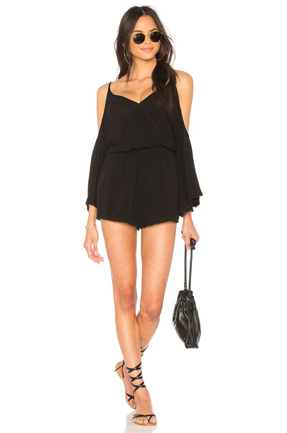 L*Space romper black