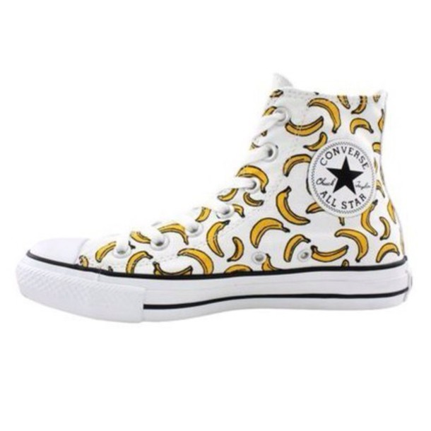 f1952fe43e0d ... sale shoes cool converse banana print 4ee60 d847d
