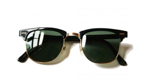 wayfarer clubmaster  New Black Wayfarer Clubmaster Men\u0027s Women\u0027s Sunglasses Retro ...