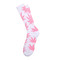 Huf - huf essentials plantlife socks // white / pink