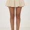 Panel flare skirt