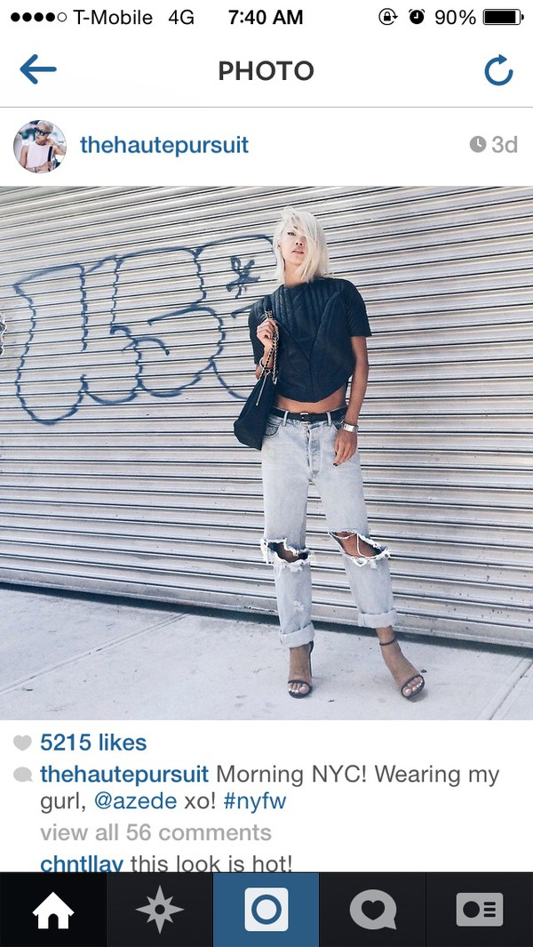jeans ripped jeans grey