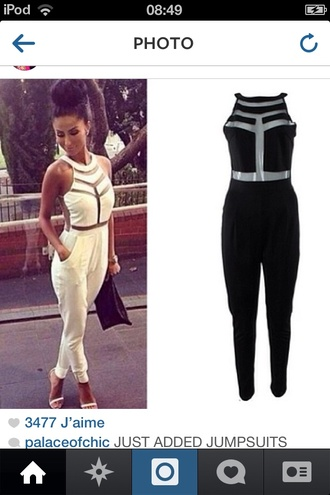 dress suit overall slip-up wet suit game cute combination combinaison petticoat style pants tank top ebonylace.storenvy ebonylace2247 ebony lace ebonylace-streetfashion