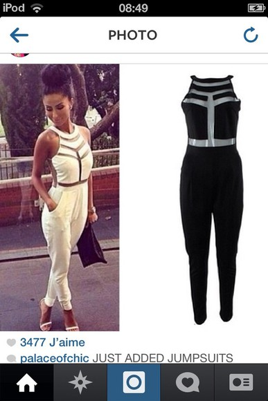 dress combinaison cute pants suit overalls slip-up wet suit game combination petticoat style tank top ebonylace.storenvy Ebonylace2247 ebony lace ebonylace-streetfashion