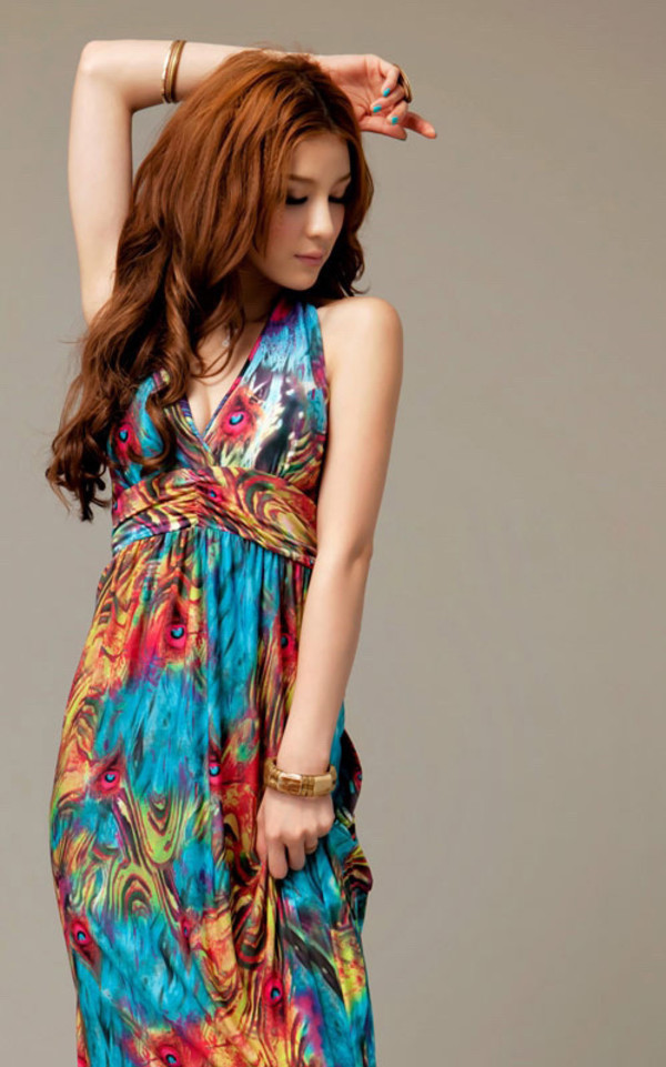 4f9eb1e51a8 dress maxi dress black dress boho dress red dress colorful classy gossip  girl girly girl summer