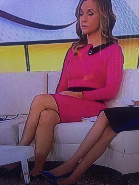 dress pink dress with black trim