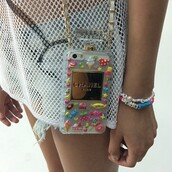 jewels,chanel,phone cover,purse,stickers,tumblr,girl,coco sweater chanel purse,fashion,ipadiphonecase.com