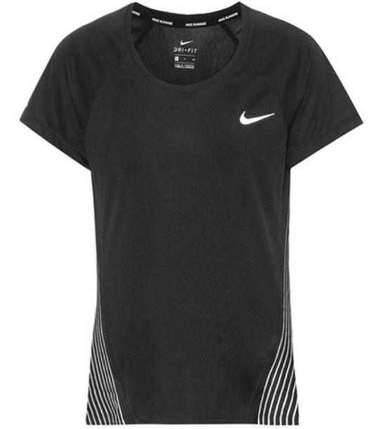 Nike t-shirt shirt t-shirt black top