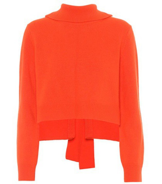Rejina Pyo sweater wool red