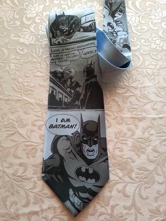 scarf batman tie