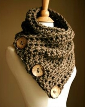 scarf,big scarf,vintage,classic,knitted scarf,buttons up