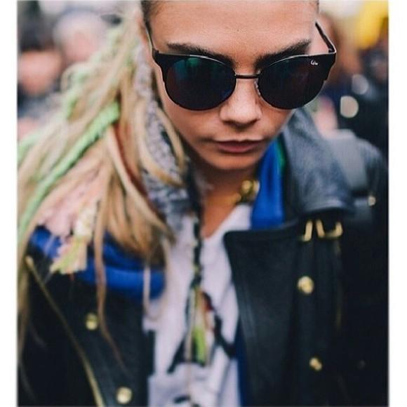 cara delevingne sunglasses