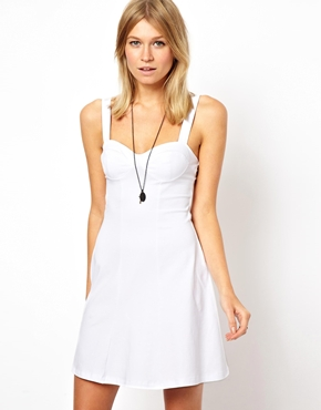 ASOS | ASOS '90s Skater Dress at ASOS