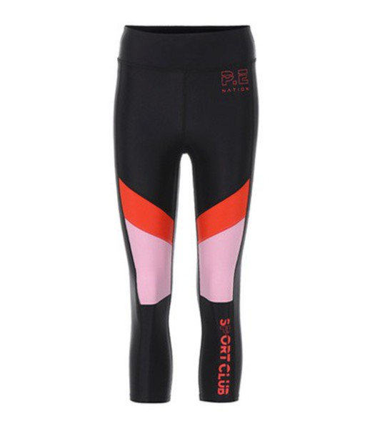 P.E Nation leggings cropped black pants