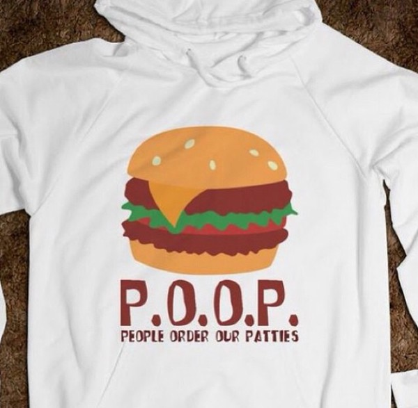 crabby patty white spongebob poop