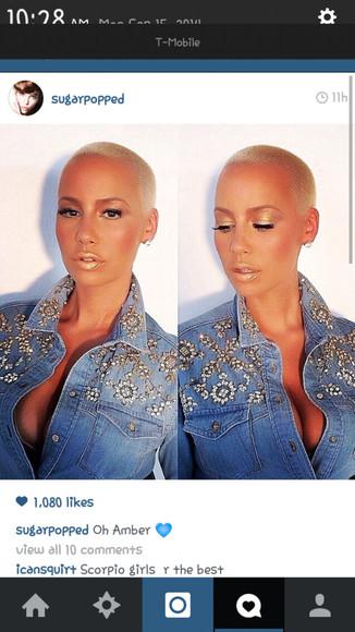 beauty blouse make-up lipstick eyeshadow goddess golden look nail accessories jacket