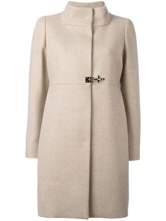 coat women nude wool