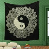 home accessory,multimatecollection,wall tapestry,indian tapestries,cheap tapestries,hippie bohemian tapestry,hippie tapestrty,yin yang