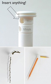 home accessory,clock,hour,funny,wall clock,cool,creative,hipster