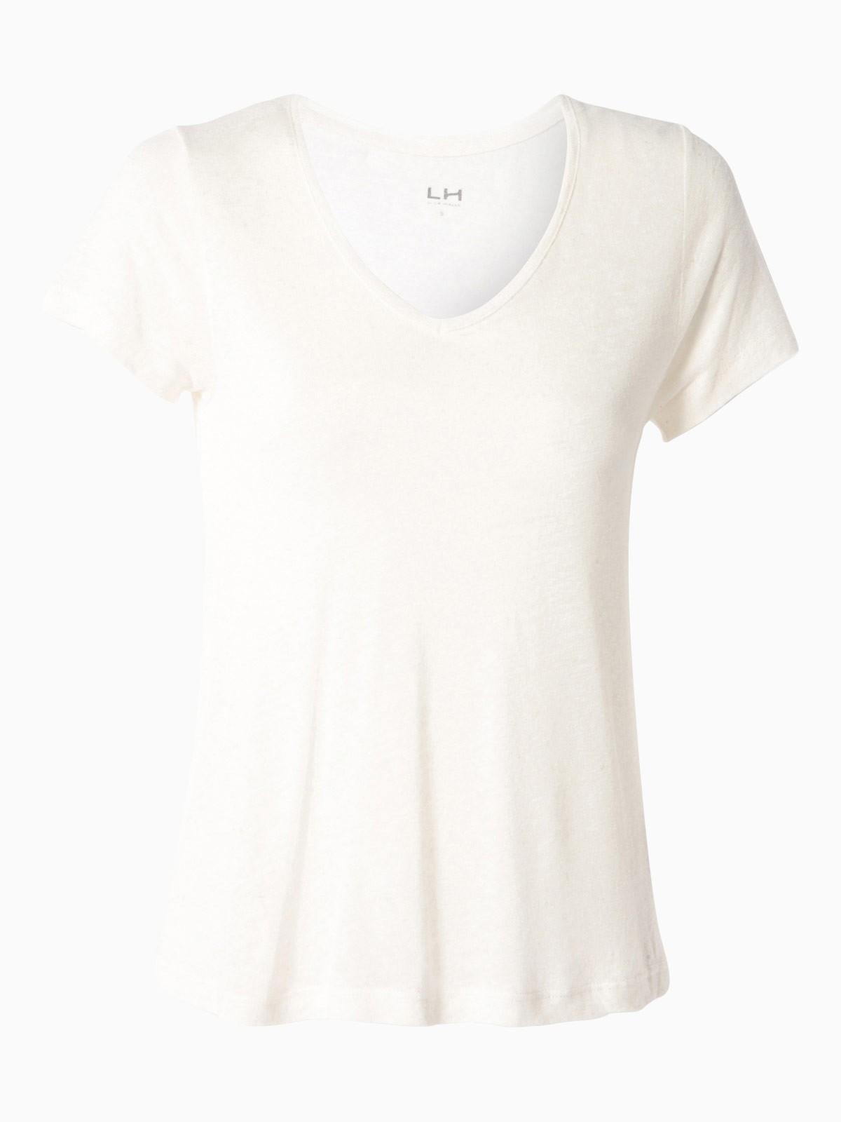Shirt en lin mélangé sur le site la halle
