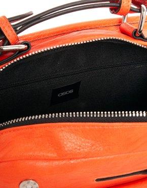 ASOS   ASOS Organiser Satchel Bag at ASOS
