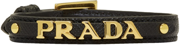 Prada black jewels