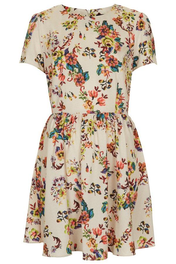 tapestry dress dress