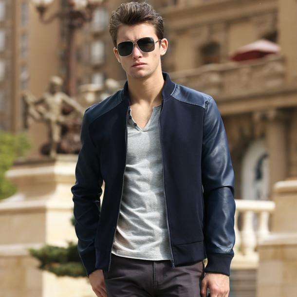 jacket coat menswear 24chinabuy spring fashion