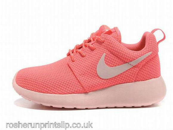 shoes pink shoes pink women roshe run white shoes women shoes