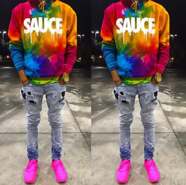 Jacket Dripping Too Much Sauce Dripping Sauce Drippin