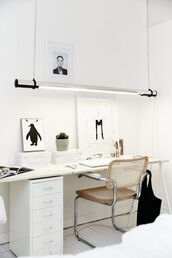 home accessory,suspended,lighting,office supplies,white,scandinavian style,minimalist,home decor